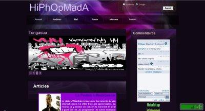 BRAND NU MG HIP-HOP WEBSITE