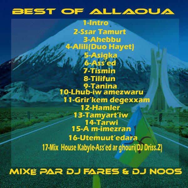 Best Of Allaoua 2010 Mixé par Dj Fares & Dj Noos