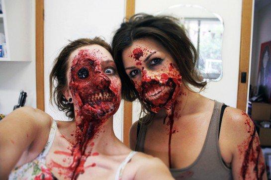 Première idée : Le zombie