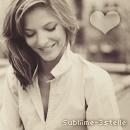 ▪ ωωω.subliime-3stelle.skyblog.com Article 69 ~ Petit message d'Elodie