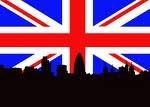 le drapeau de l anglais