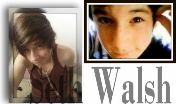 __________________________________________________________________________ . .  Seth Walsh  . . __________________________________________________________________________✖