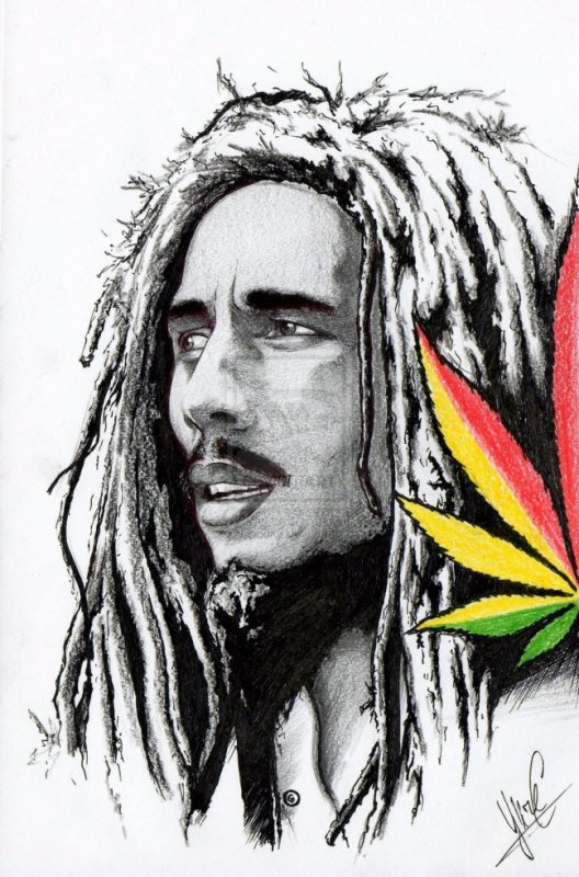 Traduction  Musique : Bob Marley  -  Positive Vibration