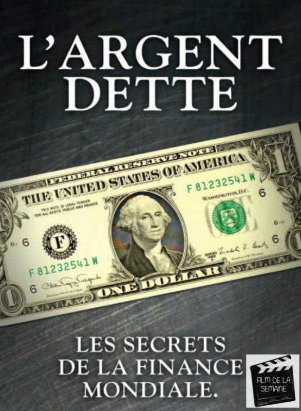 """Film de la semaine : """" L'argent Dette """"  by Paul Grignon"""