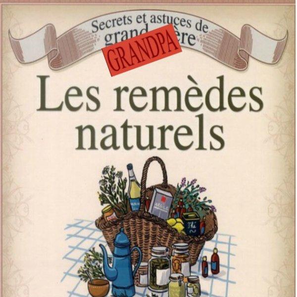 "Secrets et Astuces de ""Grandpa"" :  Remède a l' Argile"