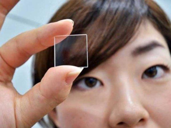 Info:  Hitachi creé la puce fait de  Quartz ,  pour stocker  vos données pendant des centaines de millions d'années