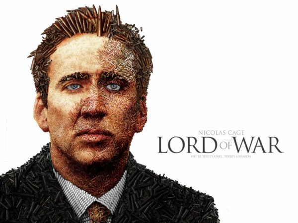 "Réplique de film culte :   ""  Lord of War"""