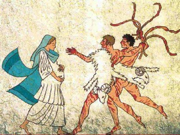 ORIGINE : La St Valentin  -   un rite païen et occulte