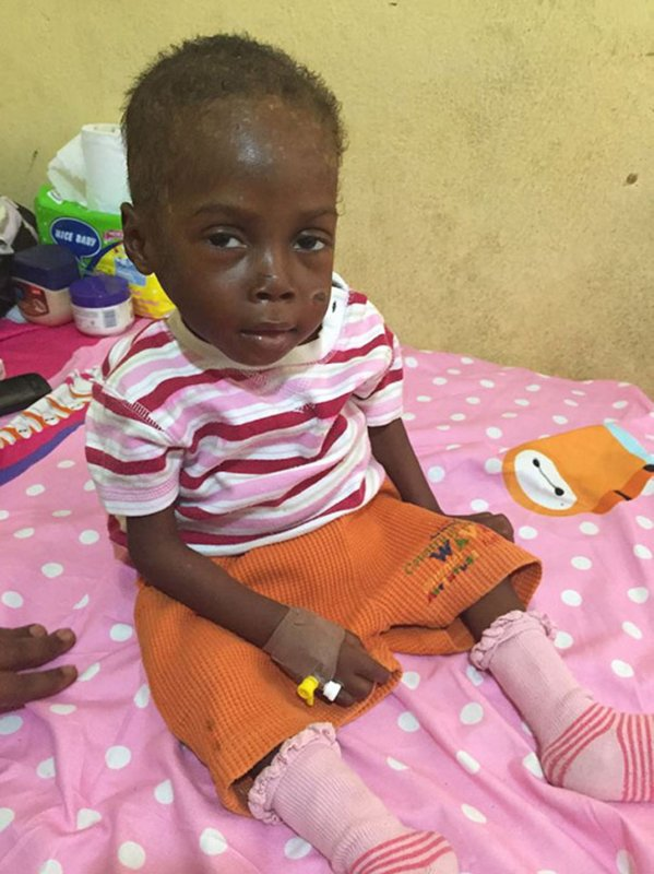 Choc :  Accusé de sorcellerie, cet enfant de 2 ans a erré 38 semaines dans les rues avant d'être sauvé d'une mort certaine