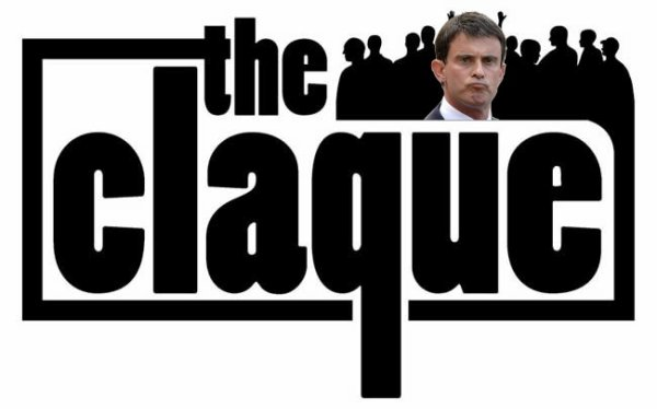 Humour :  The Claque