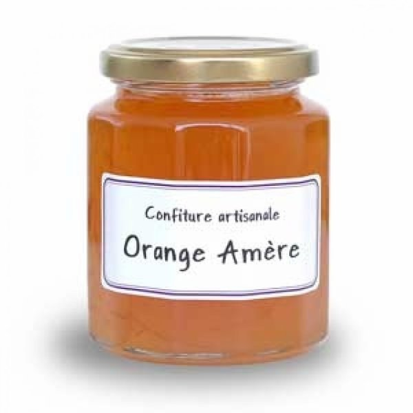Phythotherapie  :  L'Orange Amer