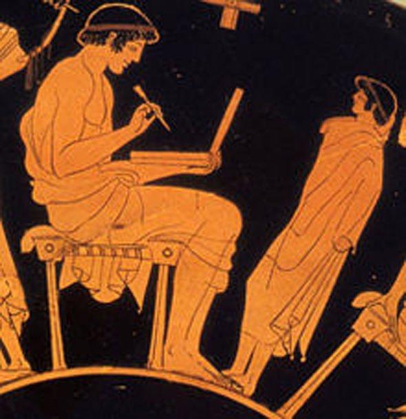 Archéologie :  L'énigme des ordinateurs portables en  Grèce antique ?