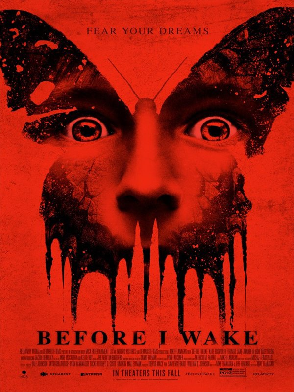 "film de la semaine :  ""   Befor i wake "" by Mike Flanagan"
