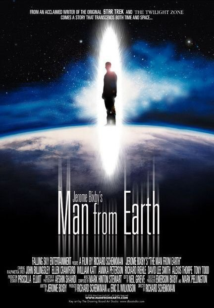 "film de la semaine :  "" The man from Earth "" by Richard Schenkman"