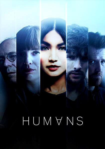 "Serie du moment : ""  Humans ""  by Jonathan Brackley"