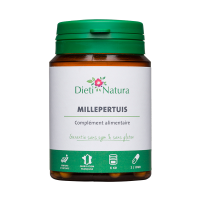Phythotherapie  :  Le millepertuis