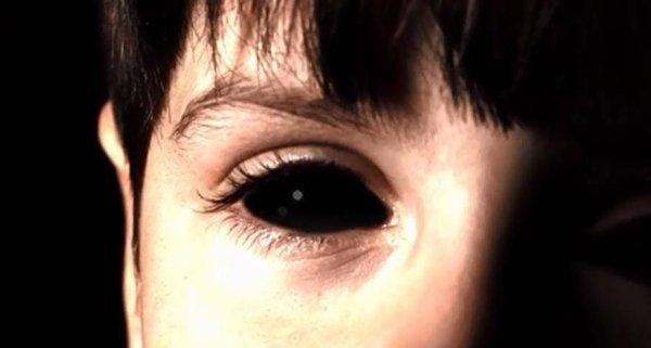 Symbolisme :   Le trouble des yeux