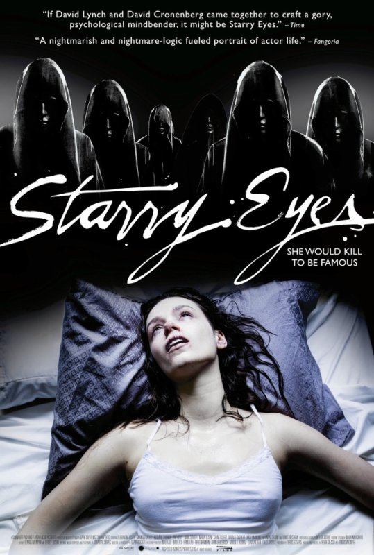 "film de la semaine :  ""    Starry Eyes   "" by   Dennis Widmyer"