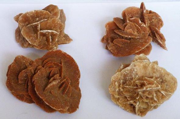 Lithothérapie  : La rose des sables