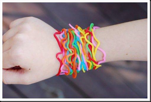 Silly Bandz : Justin Bieber en bracelets !
