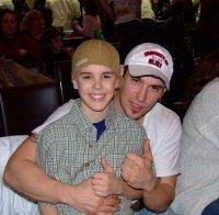 Justin Bieber Et Son Père Jeremy