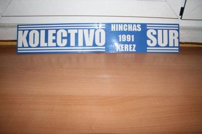 MY COLLECT KOLECTIVO SUR XEREZ C.D.