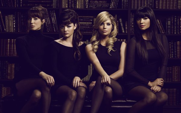 PRETTY LITTLE LIARS 💓