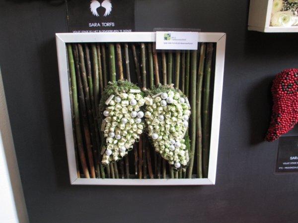création floral une journée à bruges