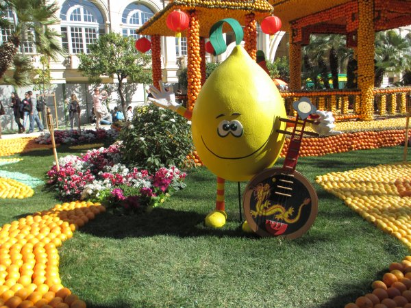 82 eme fête du citron