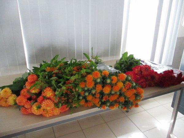 atelier floral super sympa