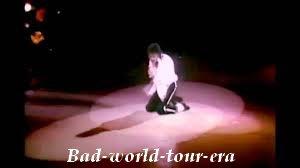 13 Novembre 1988: Michael à Los Angeles (Memorial Sports Arena)