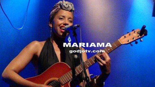 MARIAMA sur GODJOTV.COM dès le 1er juin 2013