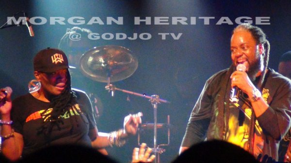 REGGAE PARTY / MORGAN HERITAGE