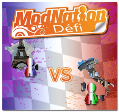 FRANCE-ITALIE modnations racers PS3