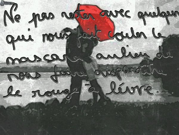 L'amour ........