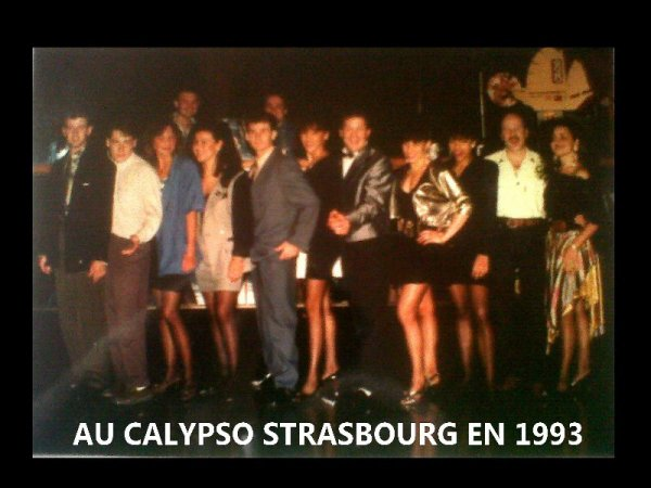 Calypso strasbourg