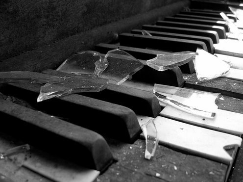 OS : Yullen - Quelques cordes sur un Piano...
