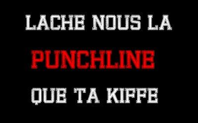 LA PUNCHLINE