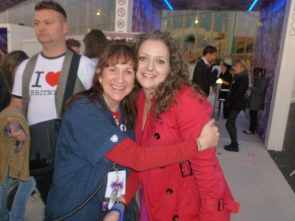 Le jour ou j'ai rencontré Celle que j'admire depuis 13 ans.