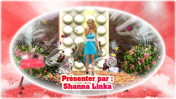 SDS - La présentatrice et plateau de la quotidienne !