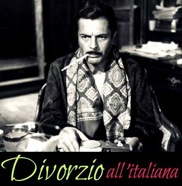 Divorce à l'italienne (Divorzio all'italiana) Pietro Germi