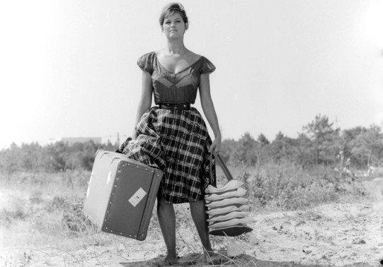 La fille à la valise (la ragazza con la valigia) Valerio Zurlini
