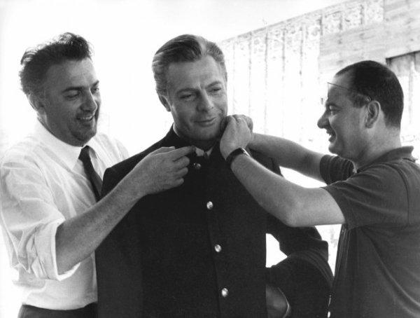 Fellini et ses acteurs (suite)