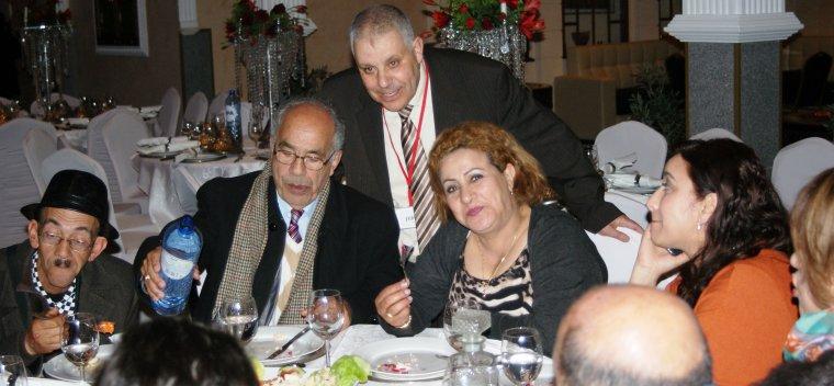 Federatie Marokkanse utright