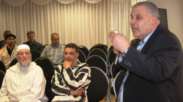 Federatie Marokkaanse gemeenshap Nederland