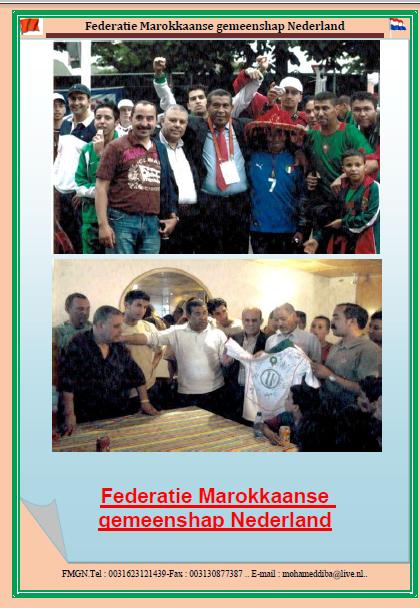Federatie Marokkaanse gemeenshap Nederland 10