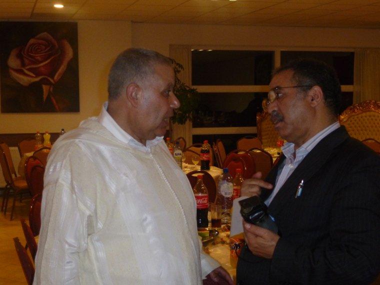 فيدرالية الجالية المغربية بهولندا تنظم عملية إفطار