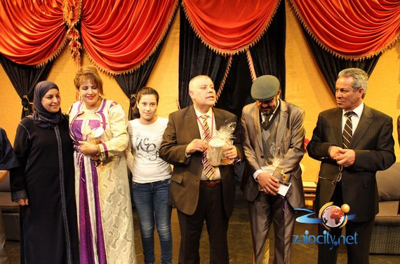 فيدرالية الجالية المغربية بهولندا تنطم مسرحية : بنت النكافة وبايرة بمدينة أوتريخت