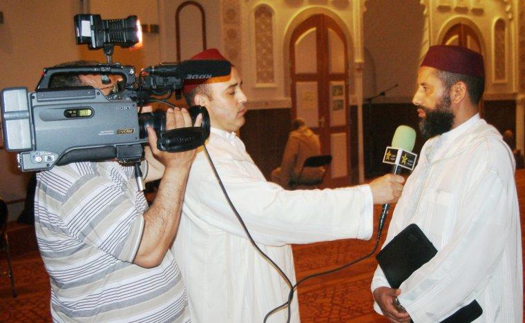 فيدرالية الجالية المغربية بهولندا :  الإفطار الجماعي بمسجد عمر الفاروق بمدينة أوتريخت
