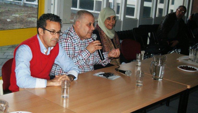على هامش تأييد محكمة الاستيناف للمحكمة الابتدائية نظمت فيدرالية الجالية المغربية بهولندا= التعويضات العائلية والأرامل